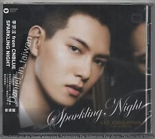 Lee Jong Hyun (CNBLUE) Sparkling Night (2016) CD & 16p BOOKLET SEALED