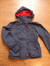 Girls Next Navy Summer Jacket Size 8 Years