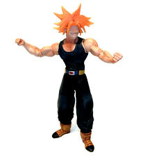 "DRAGONBALL Z Fusion 10""  Scale TRUNKS manga anime figure VERY RARE IN UK"