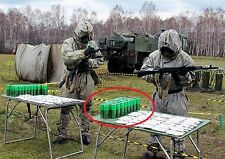 Russian Army Kalashnikov Decontamination CLEANER Bottle against Chelical Poison