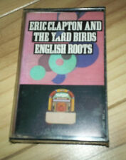 Eric Clapton and the Yard Birds - English Roots - Cassette SEALED
