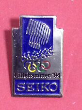 OLYMPIC PIN´S LILLEHAMMER 1994 OLYMPIC GAMES - SEIKO - OLIMPICO -PIN  (E144)