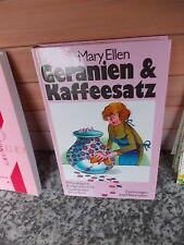 Geranien & Kaffeesatz, von Mary Ellen