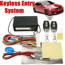 Universal Car Remote Central Door Lock Locking Kit Keyless Control Entry System