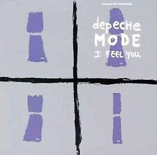 Depeche Mode I Feel You RARE Out of Print CD Single '93 (NEW) Gray Cover