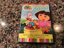 Nick Dora The Explorer Egg Hunt DVD!