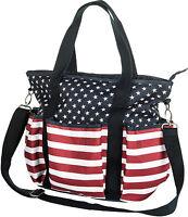 HKM Stars & Stripes Putztasche USA Flag