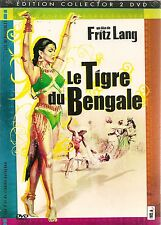 "DVD ""Le Tigre du Bengale"" - Edition Collector - Fritz Lang  NEUF SOUS BLISTER"