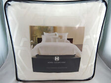 Hotel Collection Verve KING Comforter Ivory