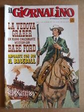 GIORNALINO n°25 1974 Il Commissario Spada Gianni De Luca  [G554]