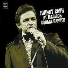 At Madison Square Garden by Johnny Cash (CD, Aug-2002, Sony Music...