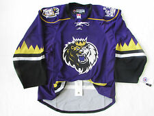 MANCHESTER MONARCHS AHL AUTHENTIC PRO REEBOK EDGE 2.0 7287 HOCKEY JERSEY SIZE 56