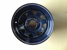 "Sunraysia 14"" Ford Rim 14X6! BLACK!  Trailer Parts"