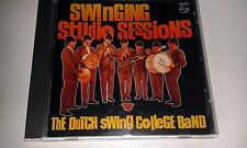 Dutch Swing College Band - Swinging Studio Sessions (1984) CD MADE IN W GERMANY