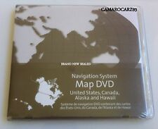 2007 - 2010 Suburban LT LTZ Navigation DVD # 425 4.1c Map © 10/2008 Edition 2009