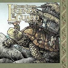 Mouse Guard: Legends of the Guard Volume 3 by Various (Hardback, 2015)