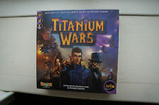 Titanium Wars Card Game