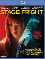 Blu-ray: Stage Fright (Cult, 2014, Meat Loaf)
