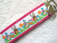 EASTER BUNNY/EGGS Key Fobs (really cute keychains)