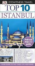 Eyewitness Top 10 Travel Guide Ser.: Top 10 Istanbul by Melissa Shales (2015,...