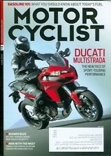 2015 Motorcyclist Magazine: Ducati Multistrada/BMW Battery Powered & Naked/Honda
