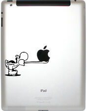 Yoshi vinyl sticker for Apple iPad. Australia made