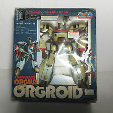 Takatoku Macross ORGUSS ORGROID DX 1/60 Scale Variable Kei Type Valkyrie US Sell