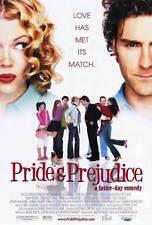 PRIDE AND PREJUDICE Movie POSTER 27x40 Kam Heskin Orlando Seale Lucila Sola Ben