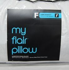Department Store My Flair Firm Density 2 KING Goose Down Pillows