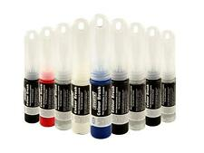 Audi Ibis White Colour Brush 12.5ML Car Touch Up Paint Pen Stick Hycote