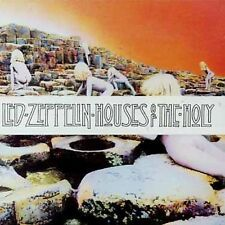Houses of the Holy by Led Zeppelin (CD, May-2003, Atlantic (Label)) Minty CD