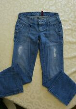 Guess Women's Daredevil Boot cut size 24 Denim Jeans