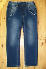 Benetton Jeans-denim stretch leggins.XS.4/5y(110 cm).Cotton blend.BNWT.RRP 27£