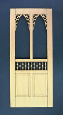 1:12 Scale Dollhouse Miniature screen door