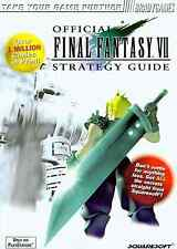 UFFICIALE FINAL FANTASY VII, 7 guida strategica, digitale ebook BRADYGAMES, ff7