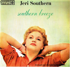 "JERI SOUTHERN Southern Breeze 12"" LP Marty Paich ROULETTE Spain 1986 R-52010"