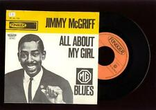 """JIMMY MCGRIFF 45 TOURS HOLLANDE ALL ABOUT MY GIRL"
