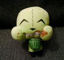 "Invader Zim Gir Plush Cupcake desert cute doll 4"" green toy kids cup cake"