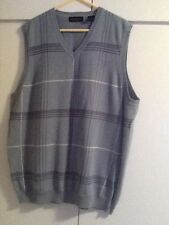 Van Heusen men's sleeveless jumper