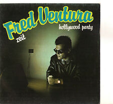 FRED VENTURA - ZEIT - HOLLYWOOD PARTY - SOLO COPERTINA - ONLY COVER - EX++