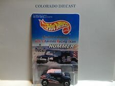 Hot Wheels Limited Edition U.S. Charities Racing Team Hummer