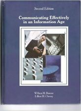 Communicating Effectively in an Information Age Second Edition 2004 (Hardcover)