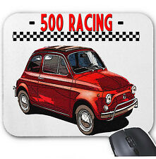 ITALIAN VINTAGE CAR 500 RACING 1-Tappetino Mouse/pad sorprendente design