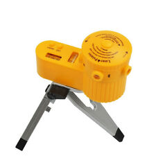 Crosshair Laser Level Measure Tool with Tripod Rotary Laser Tool Spirit Level
