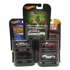 Hot Wheels 1:64 Retro K Entertainment 5 CARS SET bdt77-996k