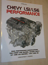 Chevy Chevrolet LS1 & LS6 Performance 5.7L V8 Engine Handbook Manual 1997-2003