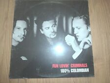 Fun Lovin' Criminals - 100% Colombian LP vinyl record NEW RARE