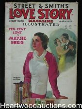Love Story Mar 4 1933 10 Cent Love