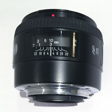 Minolta AF 35mm F2 seltene RS Version / Sehr guter Zustand - very good condition