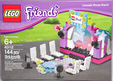 LEGO Friends 40112 Catwalk Phone Stand Laufsteg Bühne  NEU RAR Sealed